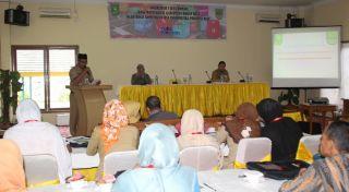 Rohul Kabupaten Pertama Sosialisasi 1 Juta Domain Oleh Diskominfo Riau