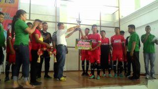Sekda Tutup Liga Futsal AFK Rohil 2016