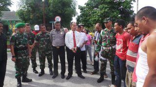 TNI Berhasil Amankan 7 Orang Tersangka Penyalahgunaan Narkoba