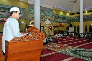 Wabup Khairizal: Jadikan Al Quran Sebagai Pedoman Hidup