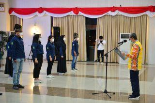 Pelantikan Pengurus Komisi Film Daerah Riau