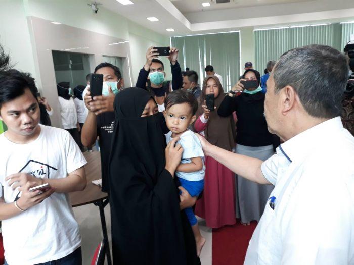 Gubernur Riau Tinjau Pelayanan Kesehatan di RSJ Tampan