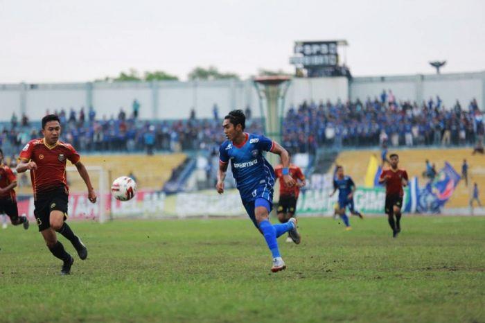 PSPS Riau Vs Persibat Batang Liga II Indonesia