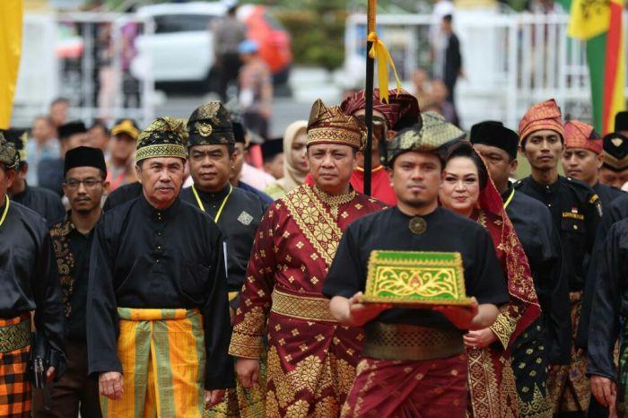 Tradisi Tepuk Tepung Tawar Wakapolri