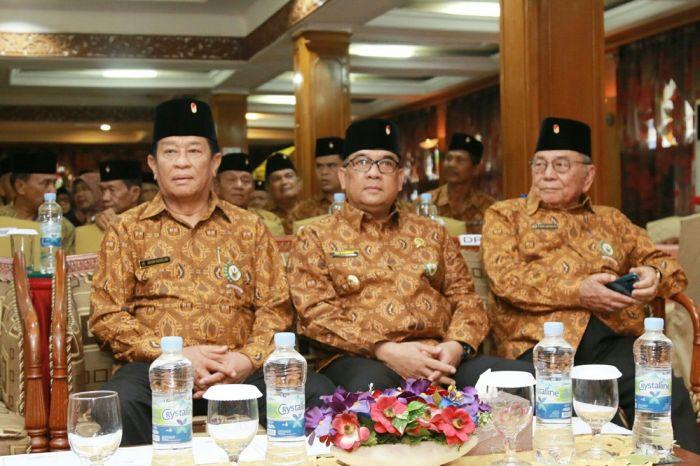 Wagubri Hadiri Pengukuhan Pengurus Pepabri Riau
