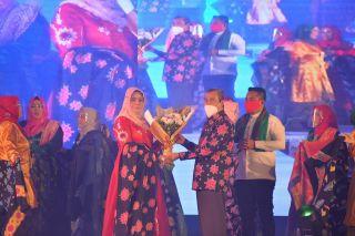 Apresiasi Gubernur Riau