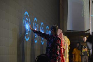 Gubri Launching Yayasan Pesona Kreasi Riau