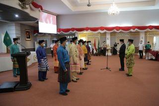 Pelantikan BP4 Provinsi Riau