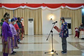 Pelantikan DKR Riau