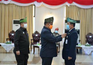 Pelantikan Pengukuhan APWI Riau