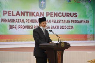 Sambutan Ketua Umum BP4 Pusat