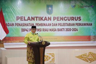Sambutan Wakil Gubernur Riau